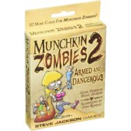 Munchkin: Zombies 2 Armed and Dangerous viðbót