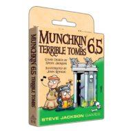 Munchkin: 6.5 Terrible Tombs viðbót