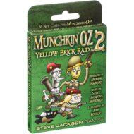 Munchkin Oz: 2 Yellow Brick Raid viðbót