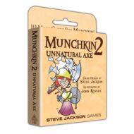 Munchkin: 2 Unnatural Axe viðbót