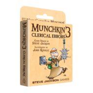 Munchkin: 3 Clerical Errors viðbót