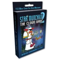Munchkin Star Munchkin: 2 The Clown Wars viðbót