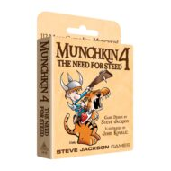 Munchkin: 4 The Need for Steed viðbót
