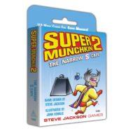 Munchkin Super Munchkin: 2 viðbót