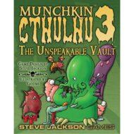 Munchkin Cthulhu: 3 Unspeakable Vault viðbót
