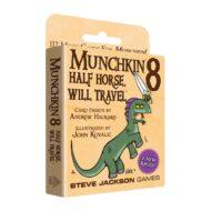 Munchkin: 8 Half Horse, Will Travel viðbót