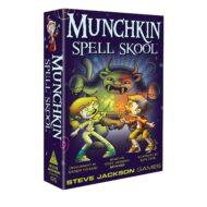 Munchkin: Spell Skool