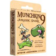 Munchkin: 9 Jurassic Snark