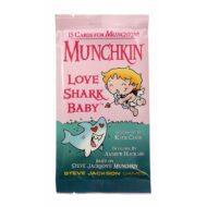 Munchkin: Love Shark Baby Booster