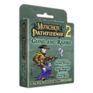 Munchkin: Pathfinder 2 Guns and Razzes viðbót