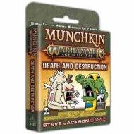Munchkin Warhammer 40k: Death & Destruction viðbót