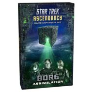 Star Trek Ascendancy Borg Assimilation viðbót