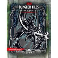 D&D Dungeon Tiles: City
