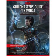 D&D Guildmaster's Guide to Ravnica: Maps
