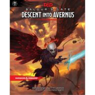 D&D 5th Baldurs Gate – Descent into Avernus
