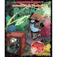 D&D 5th Dungeons & Dragons vs. Rick and Morty – Tabletop RPG