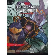 D&D 5th Explorers Guide to Wildemount