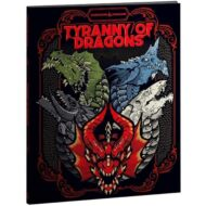 D&D Tyranny of Dragons Alternative Cover