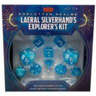 D&D Laeral Silverhand's Explorers kit