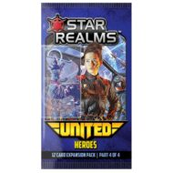 Star Realms United Heroes booster