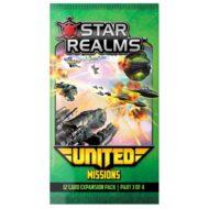 Star Realms United Missions booster