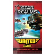Star Realms United Assault booster
