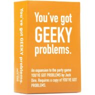 You've Got Problems: Geeky Ed. – viðbót
