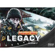 Pandemic: Legacy 2 Black