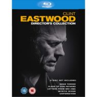 Clint Eastwood Directors Collection (Blu-ray)