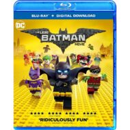 The LEGO Batman Movie (Blu-ray)