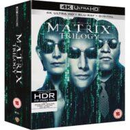 The Matrix Trilogy (UHD Blu-ray)