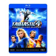 Fantastic Four – Rise Of The Silver Surfer (Blu-ray)