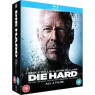 Die Hard Quadrilogy (Blu-ray)