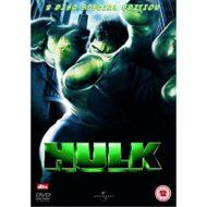 The Hulk (2003) DVD