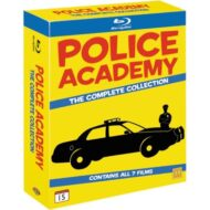 Police Academy The Complete Collection (Blu-ray)