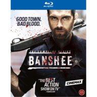 Banshee Complete Series (Blu-ray)