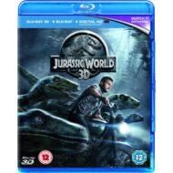 Jurassic World 3D (Blu-ray)