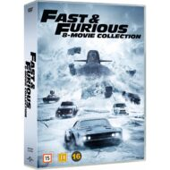 FastandFurious: 8-Movie Collection DVD