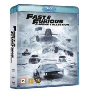 FastandFurious: 8-Movie Collection (Blu-ray)