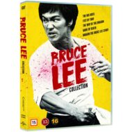 Bruce Lee Collection DVD