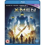X-Men: Days Of Future Past 3D (Blu-ray)