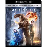 The Fantastic Four 4K (UHD Blu-Ray)