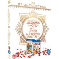 The Second Best Exotic Marigold Hotel 1 & 2 (Blu-ray)