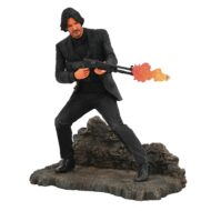 John Wick Gallery Catacombs PVC Statue