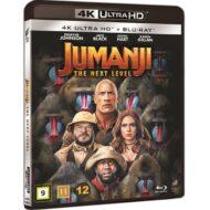 Jumanji: The Next Level (UHD Blu-ray)