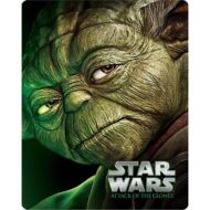Star Wars Episode II: Attack of the Clones Steelbook (Blu-ray)