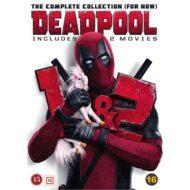 Deadpool Collection DVD