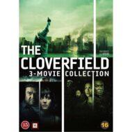 Cloverfield 1-3 DVD