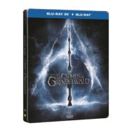 Fantastic Beasts The Crimes Of Grindelwald 3D Steelbook (Blu-ray)