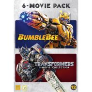 Transformers Collection (1-6) DVD